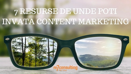 resurse despre content marketing