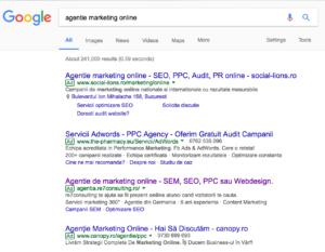 Tehnici Promovare Online - agentie marketing online