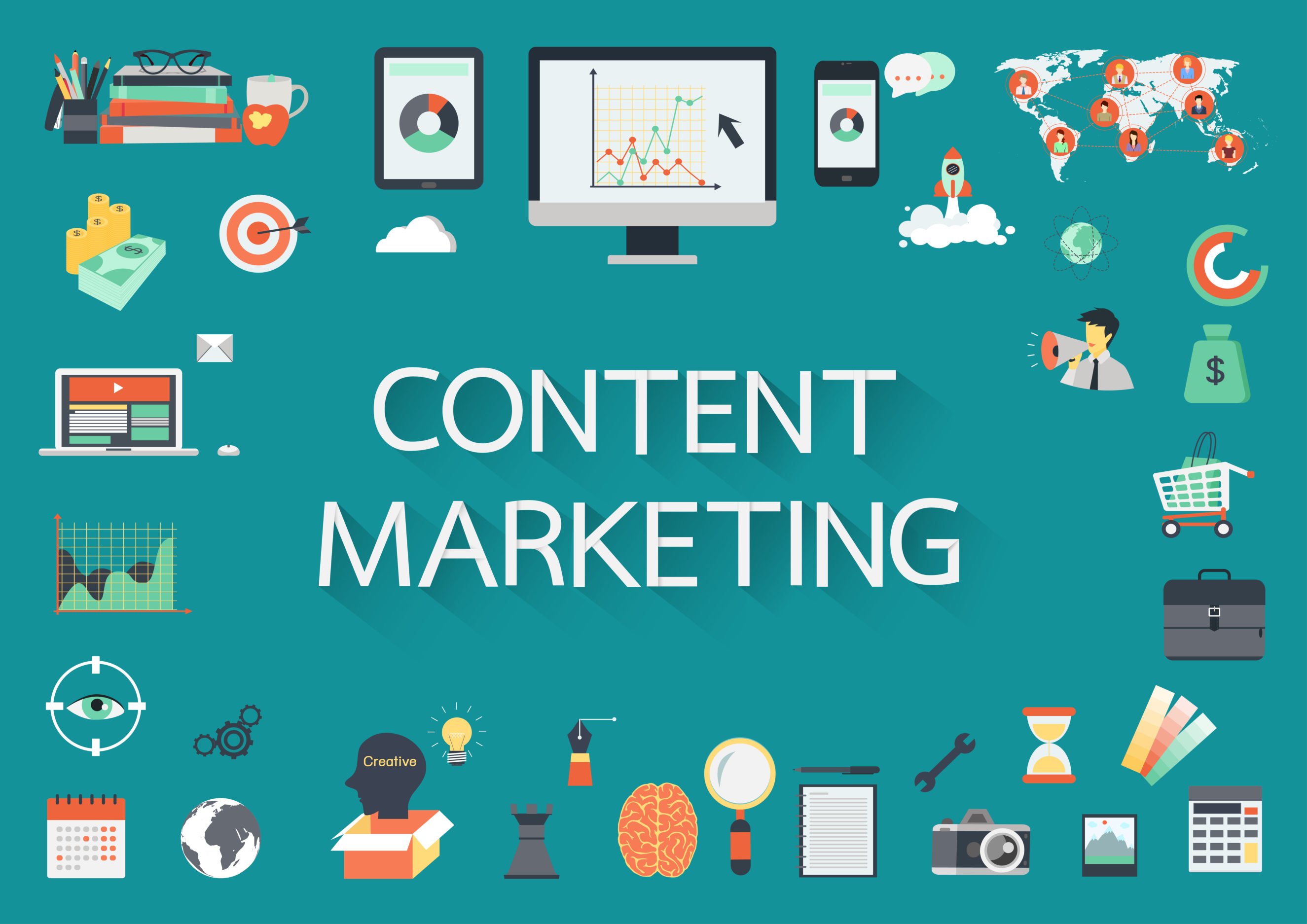 strategia de content marketing